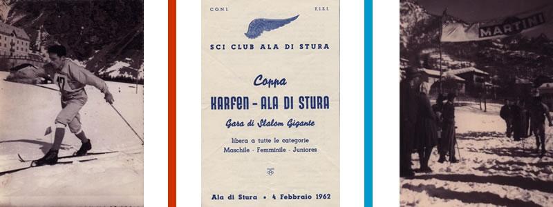 la storia dello sciclub